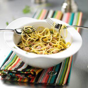 recette-Duo-de-spaghettis-de-la-mer-au-thon