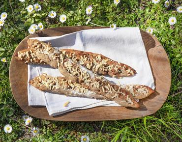 recette-ficelles-lardons-fromage-brebis