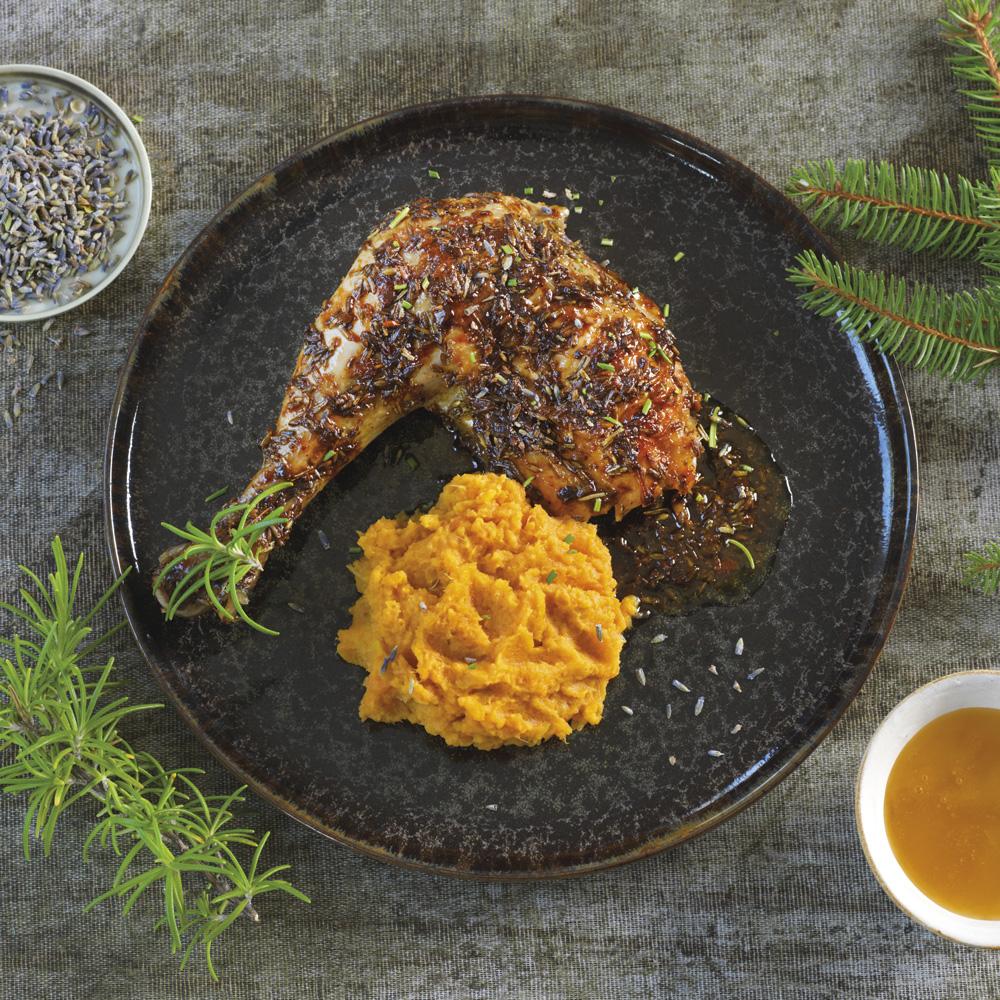 recette-poulet-miel-lavande