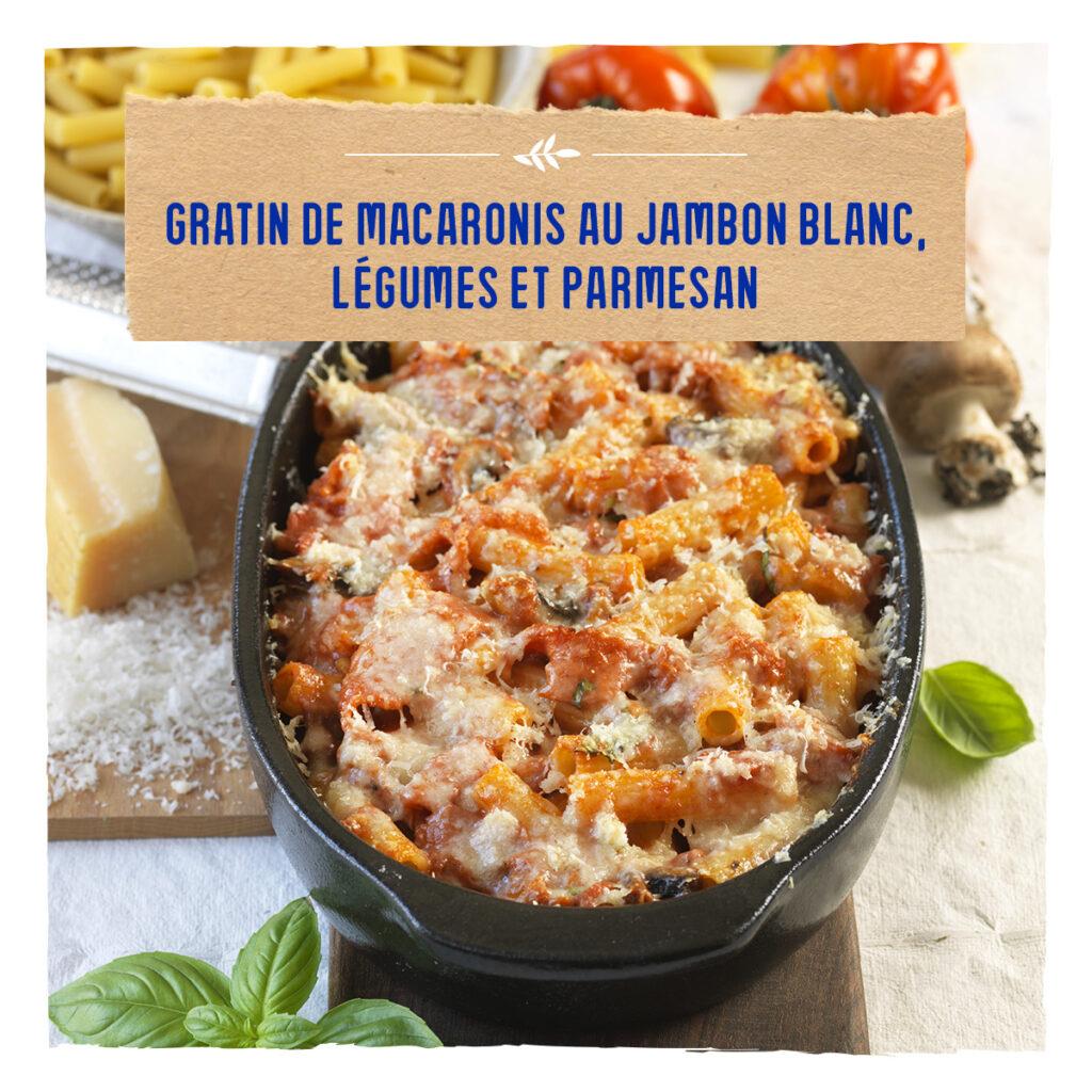 recette-gratin-macaronis-jambon-blanc-legumes-et-parmesans